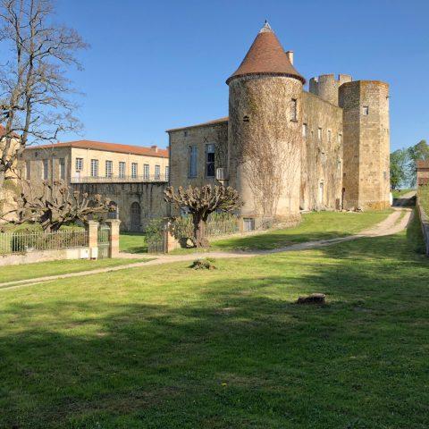 Chateau de Ravel GF SERVICES