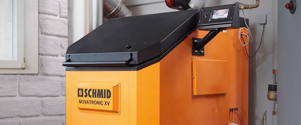 chaudiere Schmid - GF Services