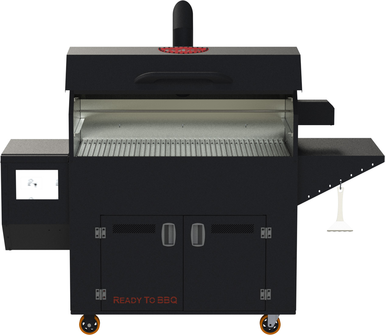 barbecue granules - GF Services