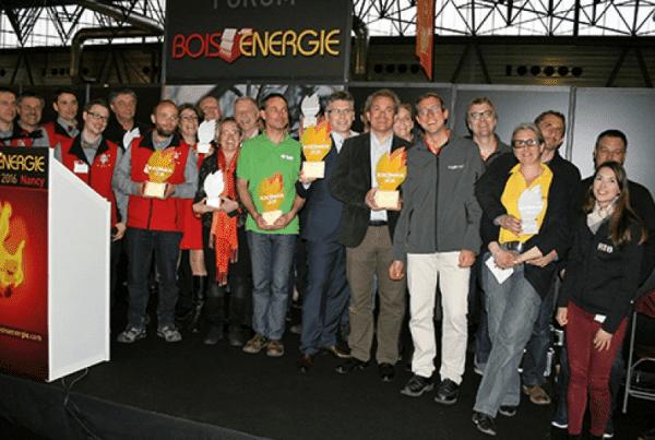 concours-innovation salon Bois Energie chaudière granulés RTB