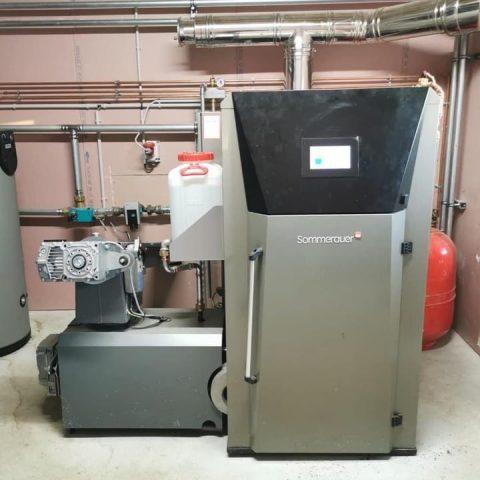 Chaudière Sommerauer - GF Services