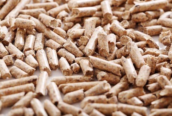 pellets granulés
