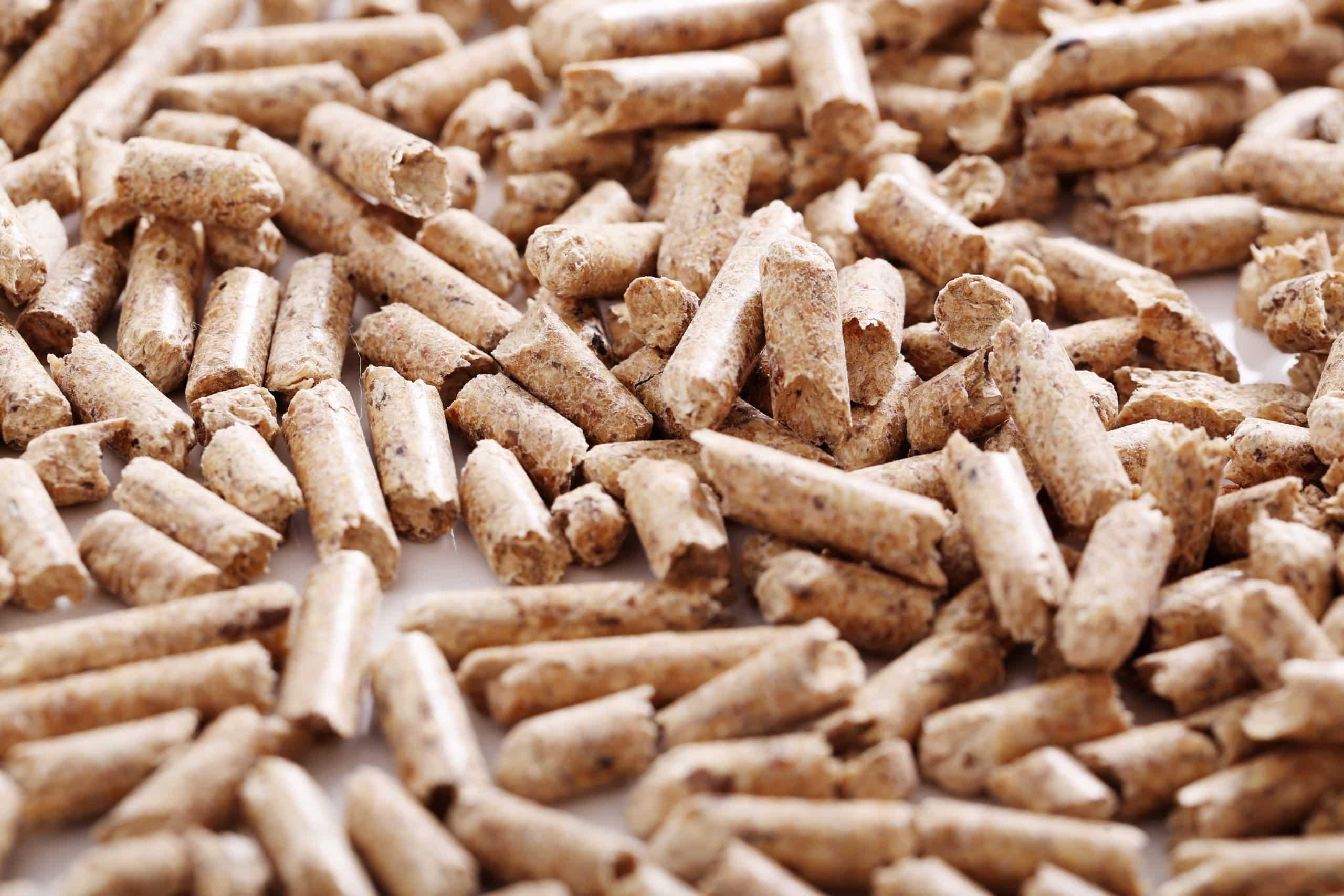 Tout savoir sur le pellet ou granulés de bois